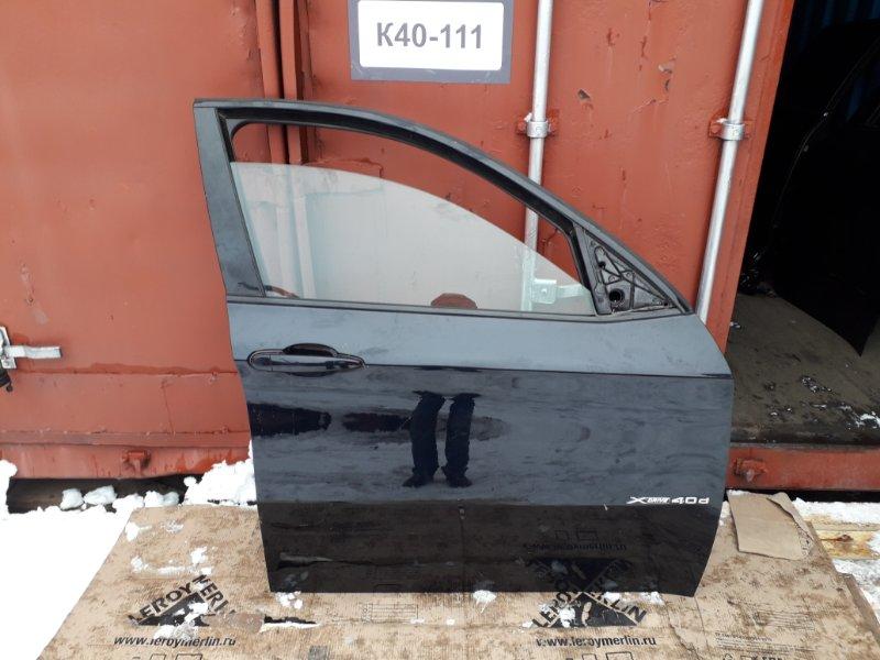 Дверь Bmw X6 E71 2014 передняя правая (б/у)
