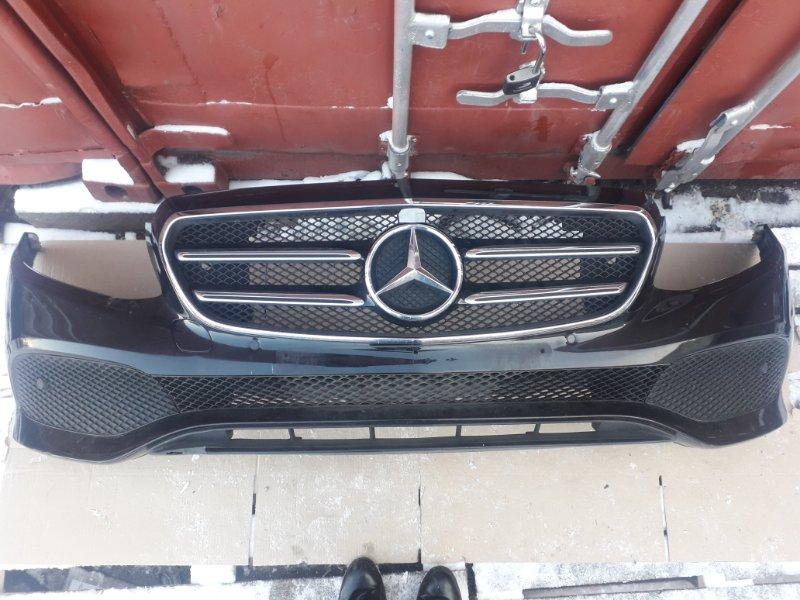 Бампер Mercedes-Benz E-Class W213 2018 передний (б/у)