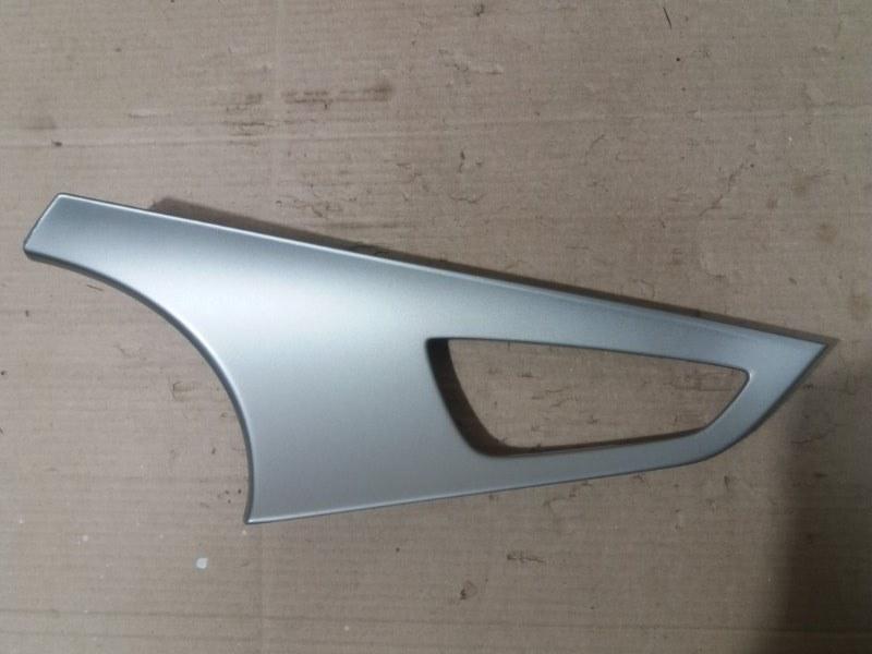 Декоративная накладка обшивки двери Audi A7 4G 2013 передняя правая (б/у)
