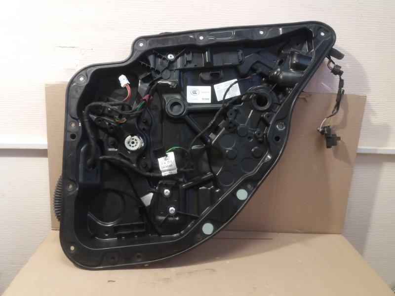 Трапеция стеклоподъемника Mercedes-Benz E-Class W213 2018 задняя правая (б/у)