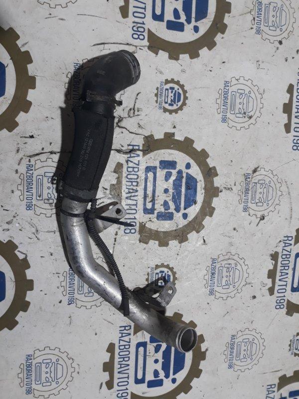 Патрубок радиатора охлаждения Audi Q5 8R 2012 (б/у)