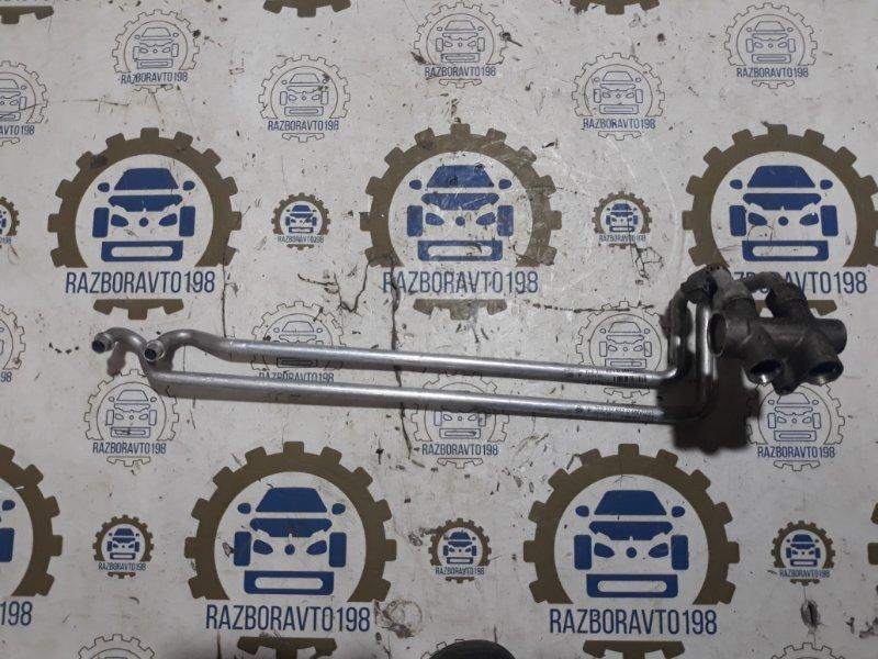 Трубка системы охлаждения акпп Volkswagen Touareg 2018 (б/у)