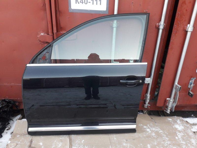 Дверь Volkswagen Touareg 7L 3.0 TDI BUG 2006 передняя левая (б/у)