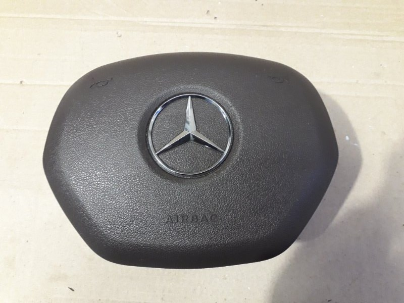 Аирбаг на руль Mercedes-Benz Ml-Class W166 2013 передний левый (б/у)
