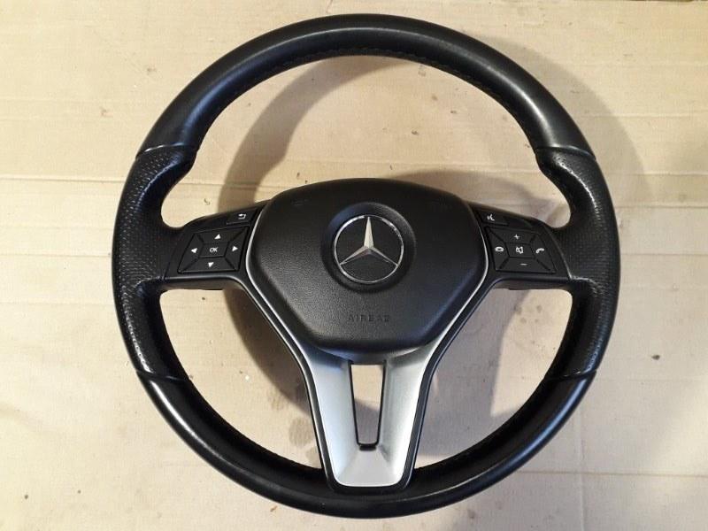 Руль Mercedes-Benz Cls- Class W218 2012 передний (б/у)