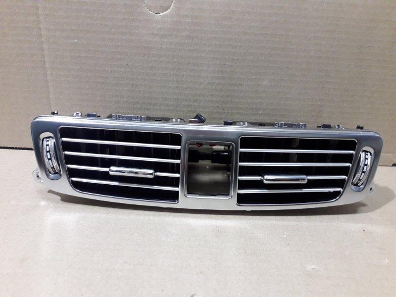 Воздушный дефлектор Mercedes-Benz Cls- Class W218 2012 передний (б/у)