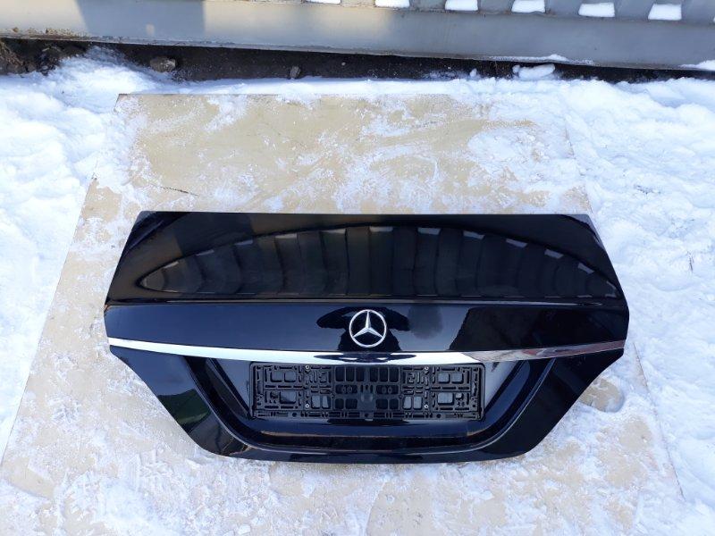 Крышка багажника Mercedes-Benz Cls- Class W218 2012 (б/у)
