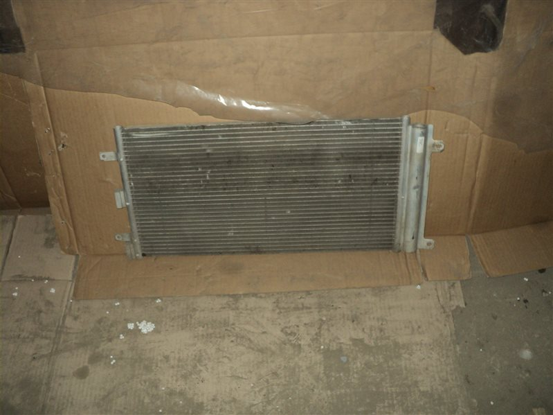 Радиатор кондиционера Fiat Doblo 223 2005 (б/у)