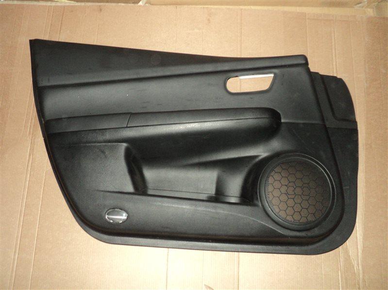 Обшивка двери Mazda 6 GH 2007 передняя левая (б/у)