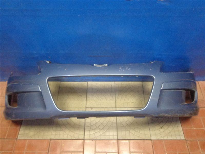 Бампер Hyundai I30 FD 2007 передний (б/у)