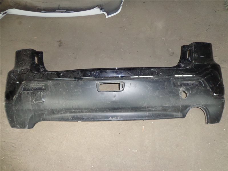 Бампер Mitsubishi Asx 2010 задний (б/у)