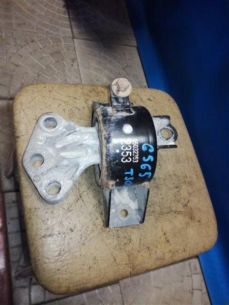 Опора двигателя Chevrolet Aveo T300 2011 (б/у)