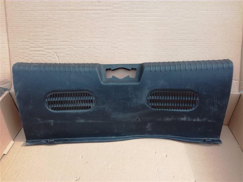 Обшивка багажника Hyundai Solaris RB 2010 (б/у)