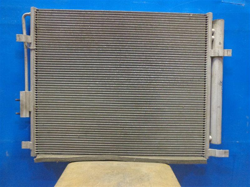 Радиатор кондиционера Hyundai Santa Fe DM 2012 (б/у)