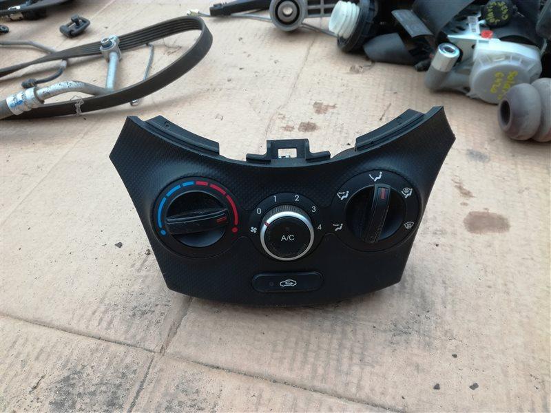 Блок управления отопителем Hyundai Solaris RB 2010 (б/у)