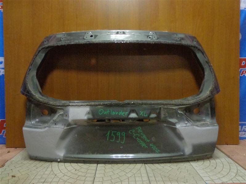Дверь багажника Citroen C-Crosser EP 2008 (б/у)