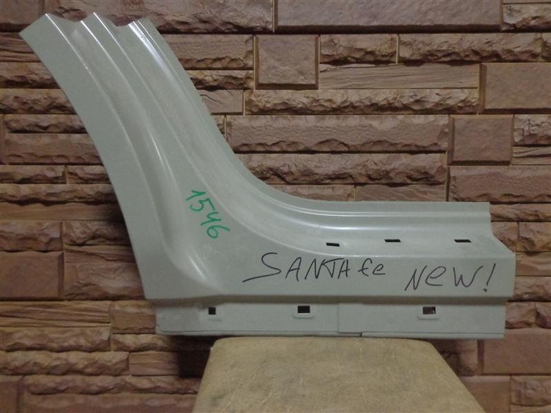 Порог кузовной Hyundai Santa Fe DM 2012 правый