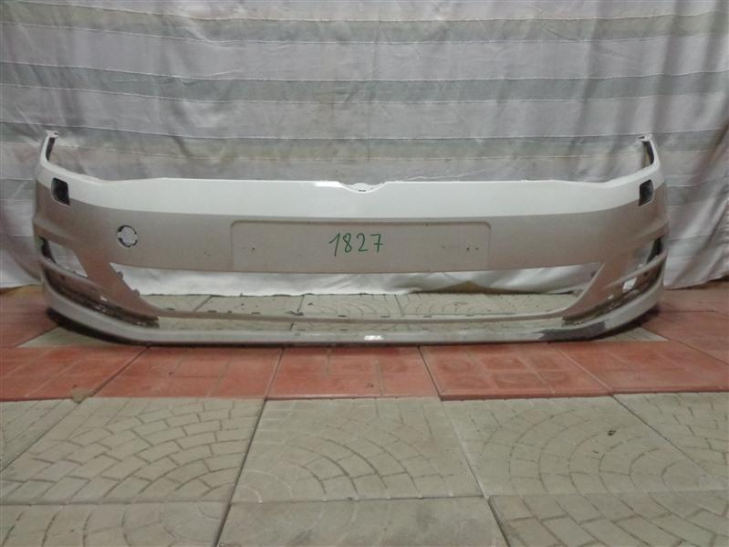 Бампер Volkswagen Golf 7 5G1 2012 передний (б/у)