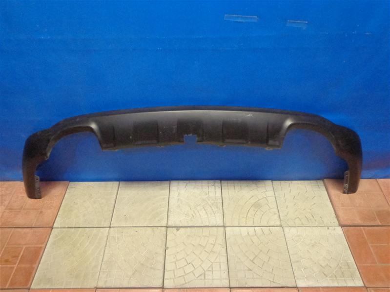 Юбка бампера Hyundai Santa Fe CM 2005 задняя (б/у)