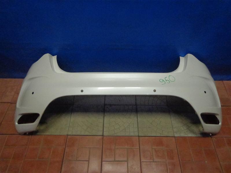 Бампер Citroen Ds4 N 2011 задний (б/у)