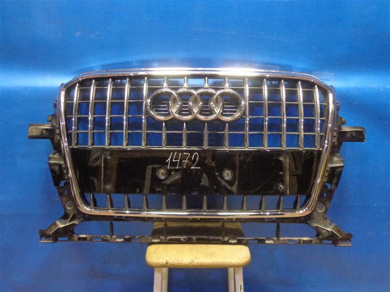 Решетка радиатора Audi Q5 8RB 2008 (б/у)
