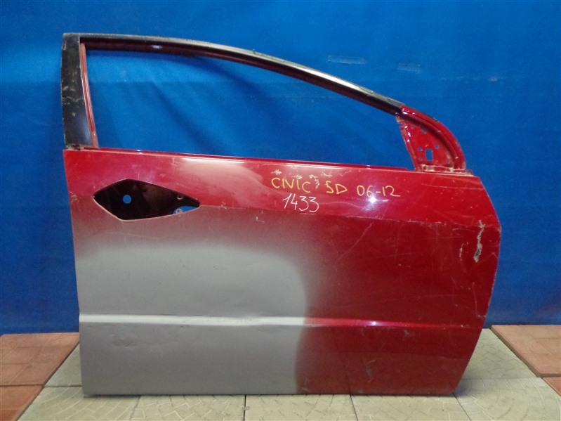 Дверь Honda Civic 5D 2006 передняя правая (б/у)
