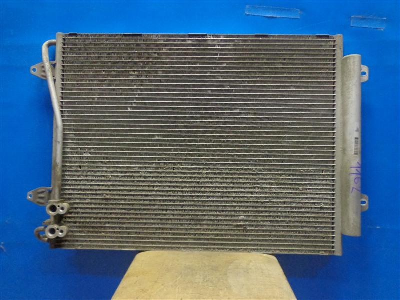 Радиатор кондиционера Volkswagen Passat B6 3C2 2005 (б/у)