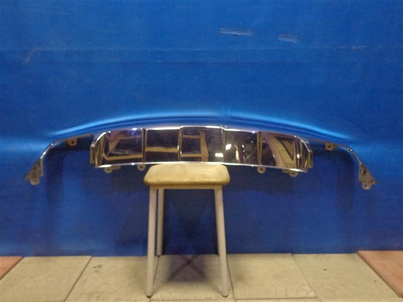 Накладка заднего бампера Mercedes Benz Glk-Class X204 2008 (б/у)
