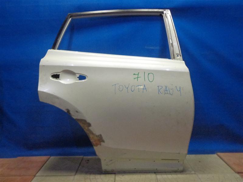 Дверь Toyota Rav 4 XA40 2013 задняя правая (б/у)