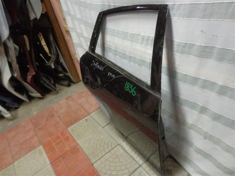 Дверь задняя правая Infiniti EX QX50 (J50)