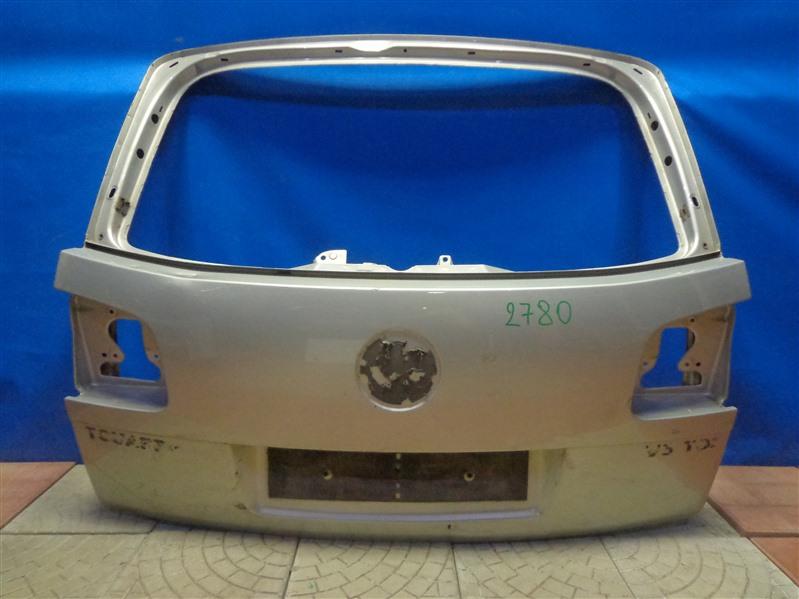 Дверь багажника Volkswagen Touareg 7LA 2002 (б/у)