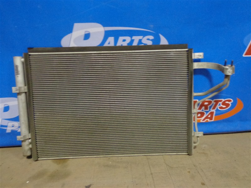 Радиатор кондиционера Kia Cerato TD 2009 (б/у)
