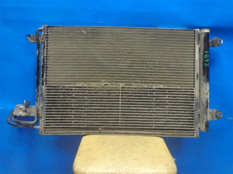 Радиатор кондиционера Skoda Octavia A5 1Z3 2004 (б/у)