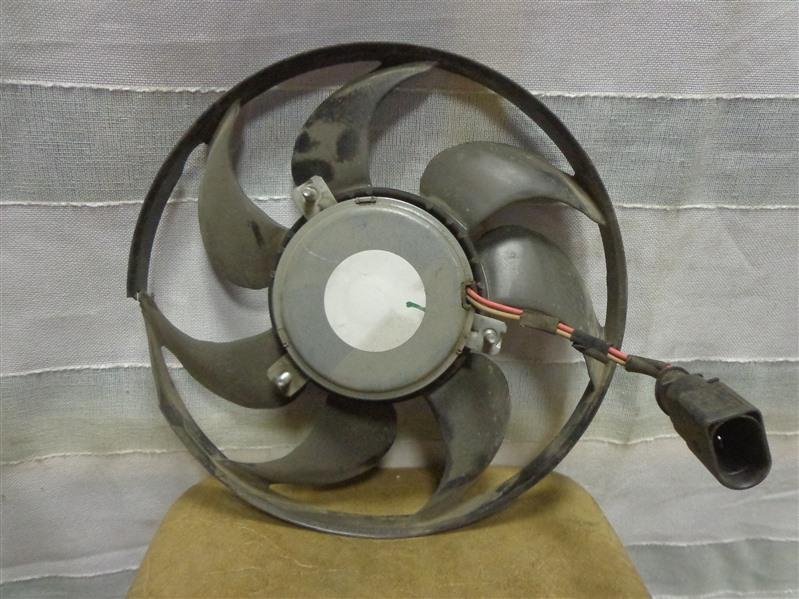 Моторчик вентилятора Volkswagen Tiguan 5N1 2007 (б/у)