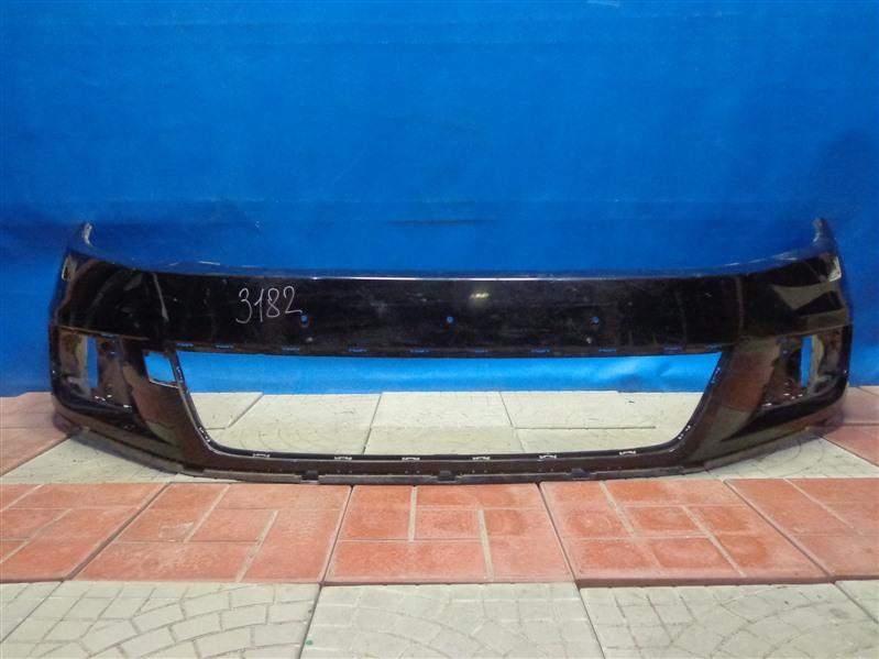 Бампер Volkswagen Tiguan 5N1 2007 передний (б/у)