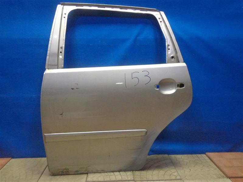 Дверь Volkswagen Polo 9N1 2001 задняя левая (б/у)