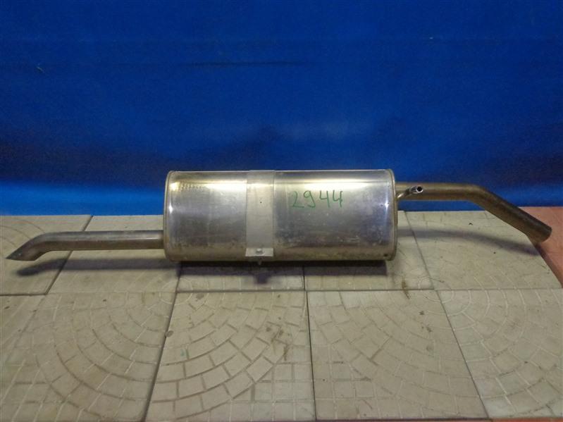 Глушитель Citroen C4 2011 (б/у)