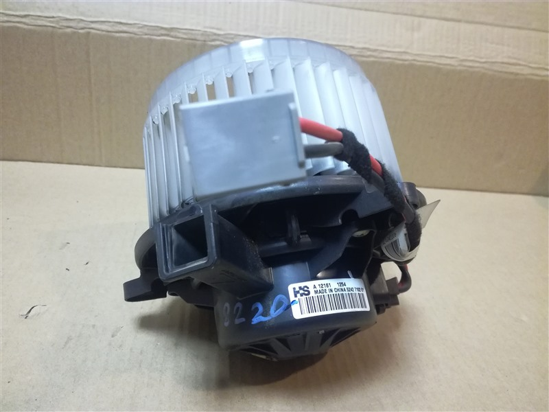 Моторчик печки (отопителя) Chevrolet Cruze J300 2009 (б/у)