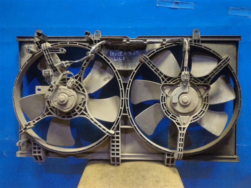 Вентилятор радиатора Mitsubishi Lancer 9 CS3A 2003 (б/у)