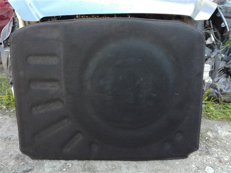 Ковер (пол) багажника Peugeot 308 4A/C 2007 (б/у)