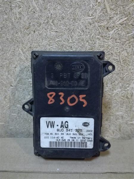 Блок управления светом Volkswagen Touareg Nf 7P5 2010 (б/у)