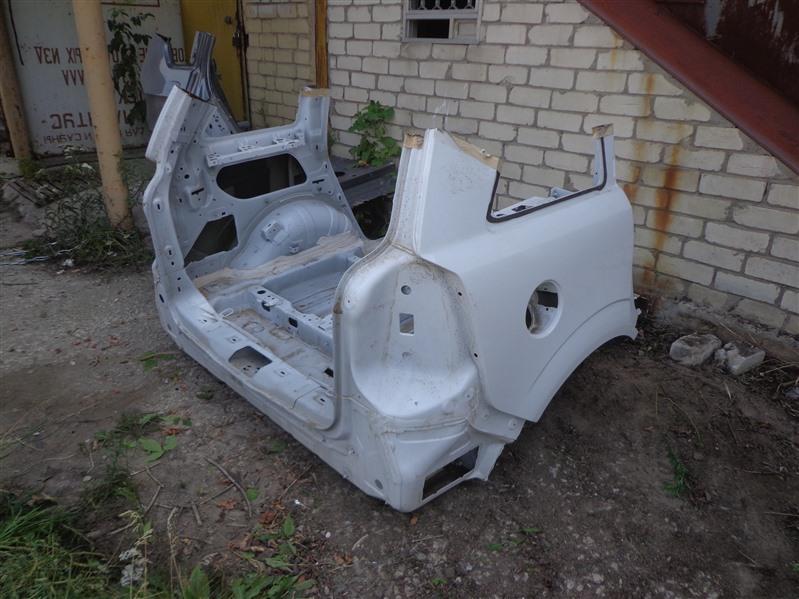 Крыло Opel Zafira B A05 2005 заднее (б/у)