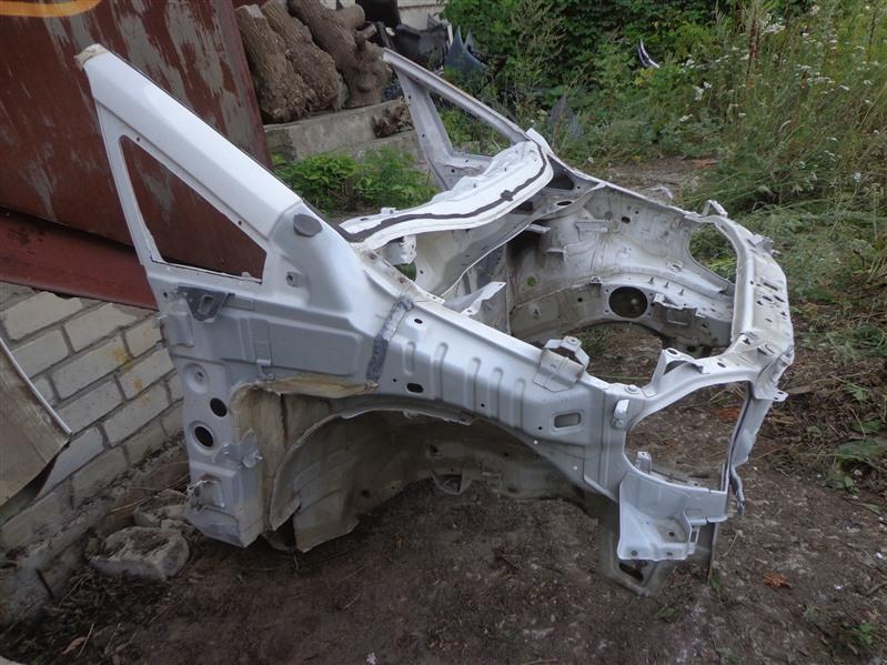 Лонжерон Opel Zafira B A05 2005 передний правый (б/у)