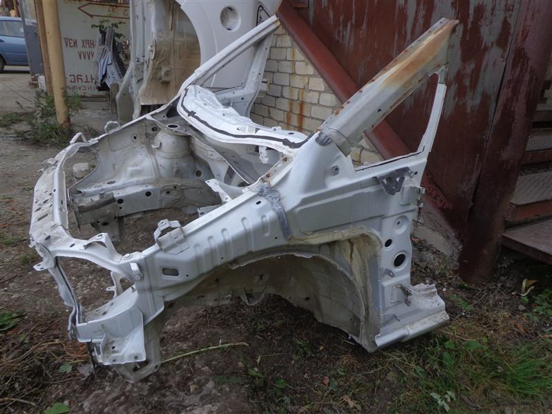 Лонжерон Opel Zafira B A05 2005 передний левый (б/у)