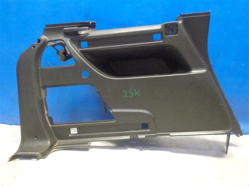 Обшивка багажника Opel Zafira B A05 2005 левая (б/у)
