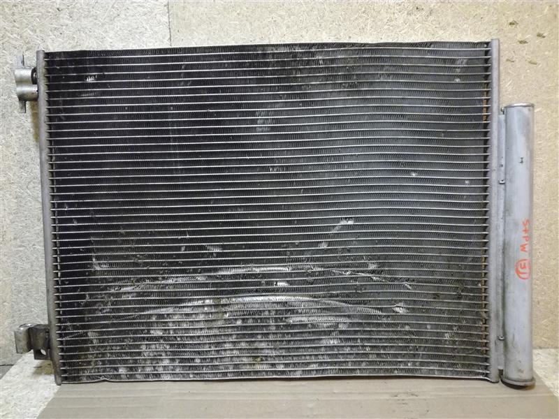 Радиатор кондиционера Renault Sandero 5S 2014 (б/у)