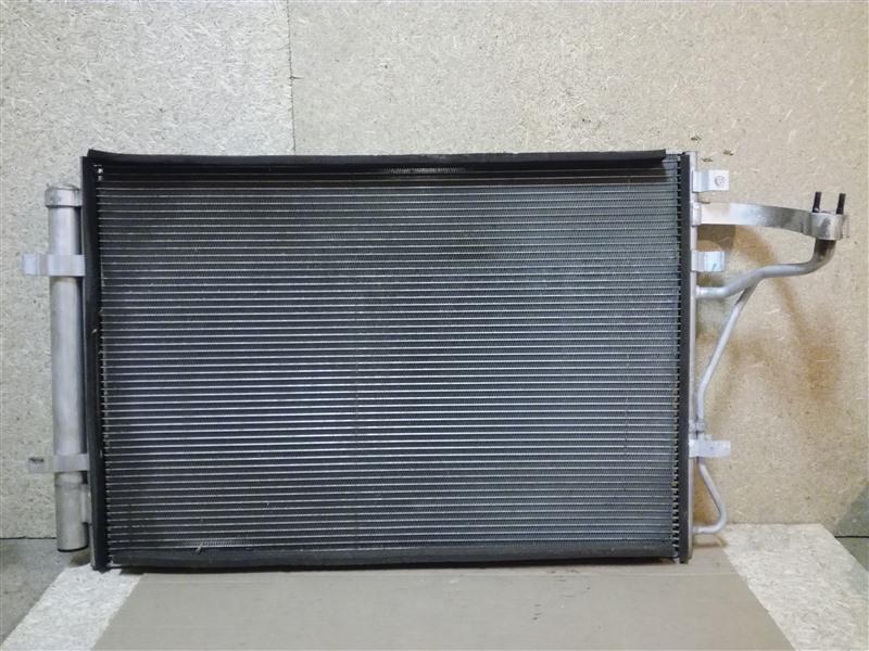 Радиатор кондиционера Hyundai Creta GS 2016 (б/у)