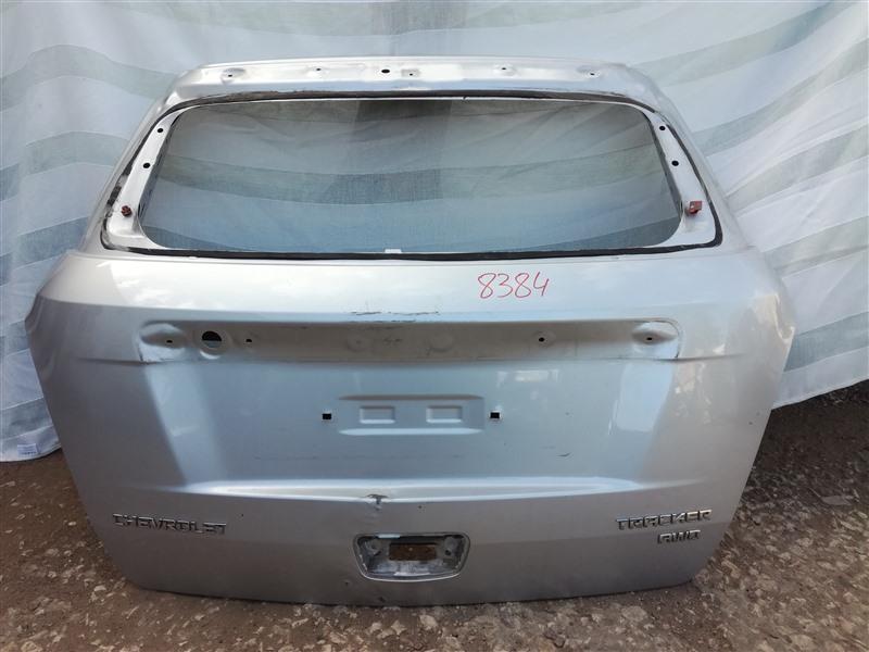 Дверь багажника Chevrolet Tracker 3 2013 (б/у)