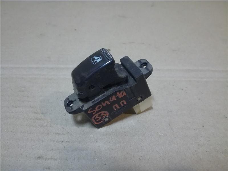 Кнопка стеклоподъемника Hyundai Sonata 4 EF 2001 (б/у)