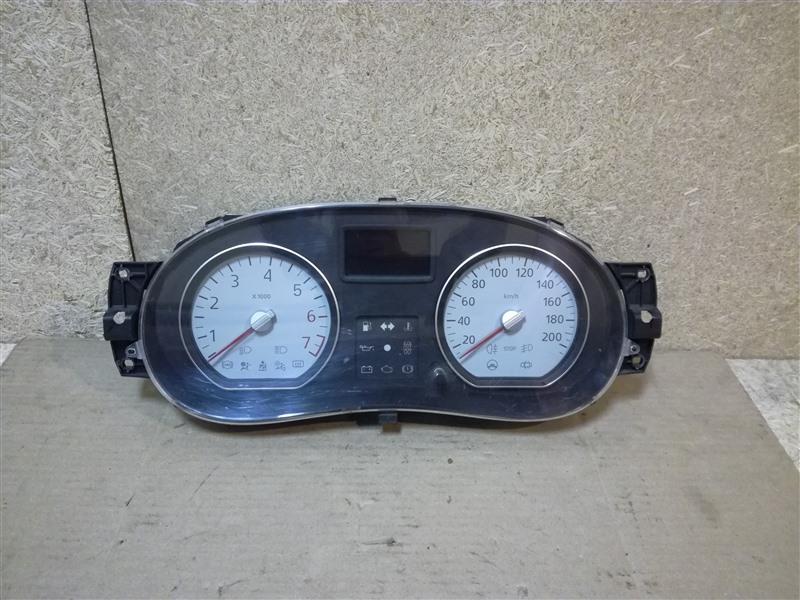 Панель приборов Renault Logan LS0G/LS12 2005 (б/у)